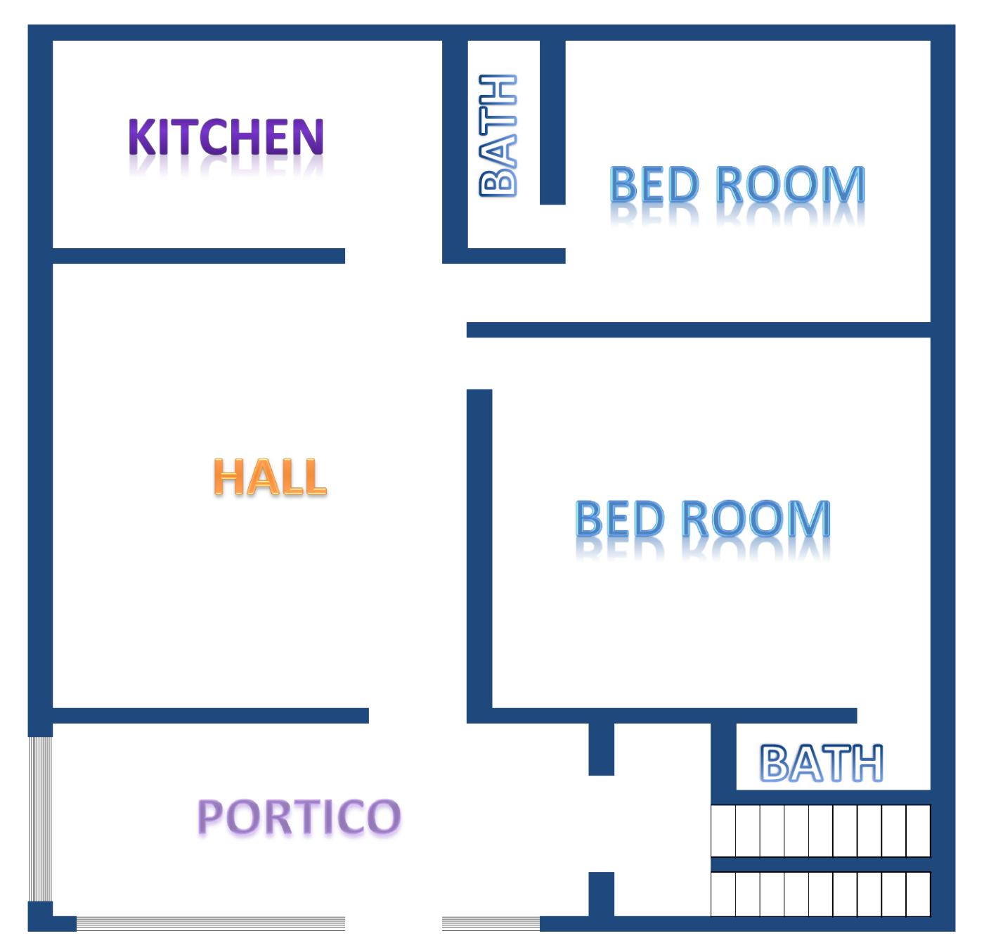 House plan per vastu nice double bedroom house plan per vastu on - Vastu Home Plans For North Facing Simple House Plans 2000 Square Feet